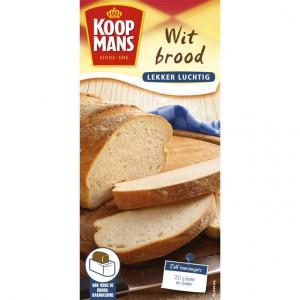 Broodmix voor Wit Brood