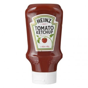 Tomatenketchup Top Down