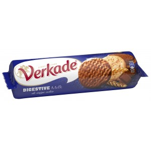 Digestive melkchocolade