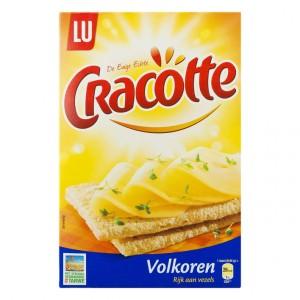 Cracottes Volkoren 250 gram