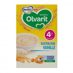 Rijstebloem Vanille (vanaf 4 maanden)