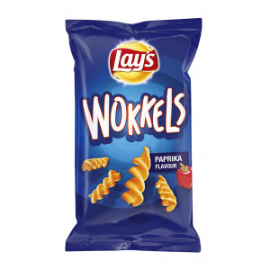 Wokkels Paprika