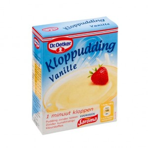 Kloppudding Vanille