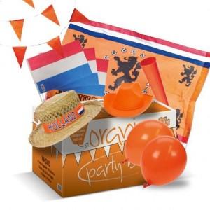 Partybox Oranje