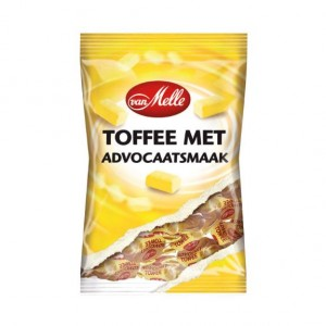 Toffees Advocaat