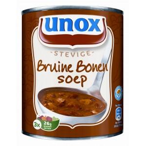 Stevige Bruine bonensoep