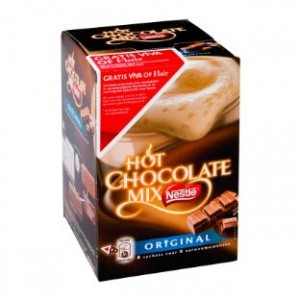 Hot chocolate mix original