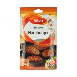 Mix voor hamburger