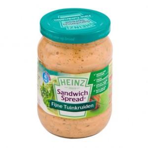 Sandwich Spread Fijne Tuinkruiden