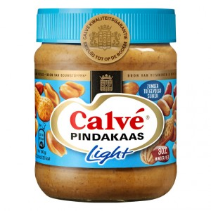 Pindakaas Light