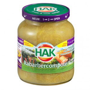Rabarber Compote
