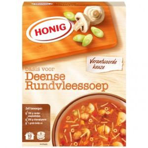 Deense Rundvleessoep