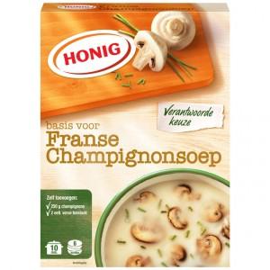 Franse Champignonsoep
