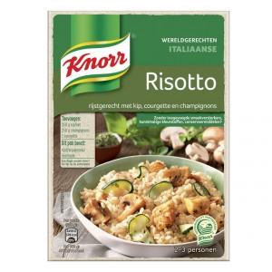 Wereldgerechten Italiaanse risotto