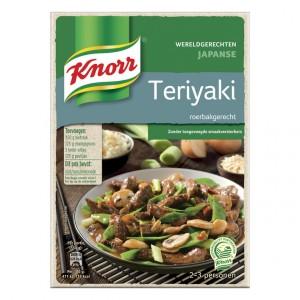 Japanse Teriyaki