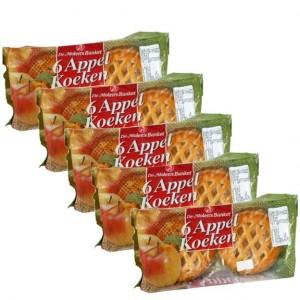 Appelkoeken Volumevoordeel