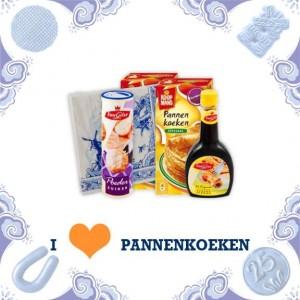 Pannenkoekenpakket