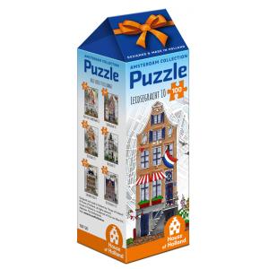 Puzzel Amsterdam Leidsegracht 10