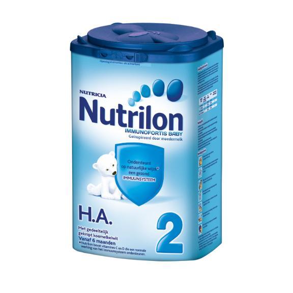 nutrilon hypo allergeen