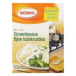 Mix voor Groentesaus
