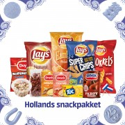 Heimweewinkel Hollands Snackpakket