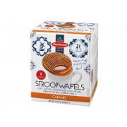 Daelmans Jumbo Caramel Stroopwafels in Cube Doos