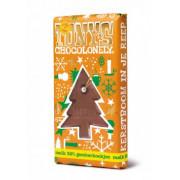 Tony's Chocolonely Çhocolade kerstboom melk/gember 180gram