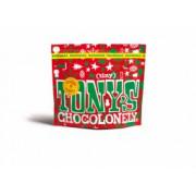Tony's Chocolonely Tiny kerstpouch kerstmix 180 gram