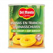 Delmonte Ananasschijven op siroop 820 gram