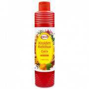 Hela Curry kruiden ketchup Orginal 800ml