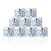 Daelmans Caramel Stroopwafels in Delfts Blauw blikje 9 stuks