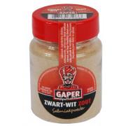 gaper Zwart-wit zout 35gram