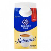 Friesche Vlag Vlag Halvamel halfvolle koffiemelk 455ml