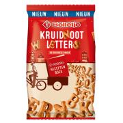 Bolletje NIEUW Kruidnoten Letters 200 gram
