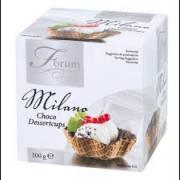Heimweewinkel Forum Milano Choco Dessertcups 5p 4 stuks