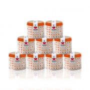 Daelmans Caramel Stroopwafels in Oranje blik 9 stuks