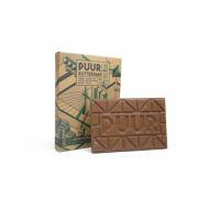 PUUR Rotterdam chocolade 150 gram (melk chocolade)