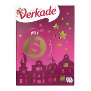 Verkade Chocolade letter melk willekeurig 135gram