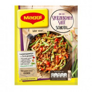 Maggi Mix voor dagschotel Sperziebonen/Sate schotel 73gr