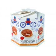 Daelmans Caramel Stroopwafels in Hexa-doosje