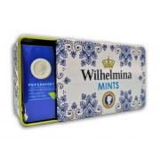 Fortuin Wilhelmina Mints Delftst Blauw blikje 100 gr.