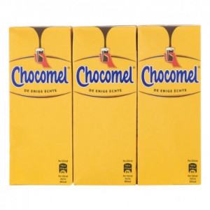 Chocomel vol drinkpakjes 6 x 200ml