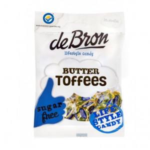 Boter toffees suikervrij 70gr
