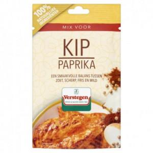 Kruidenmix voor kip met paprika 30gram