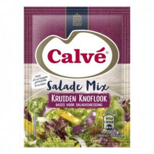 Salademix kruiden knoflook 24gr