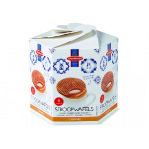 Caramel Stroopwafels in Hexa-doosje