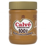 Calve 100% Pindakaas 350 gram