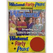 Weekend Party Prive tijdschriften pakket