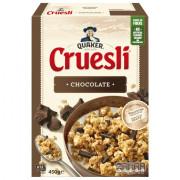 Quaker Cruesli chocolade 450 gram