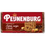 Peijnenburg Ontbijtkoek appel kaneel rozijn gesneden 320 gram